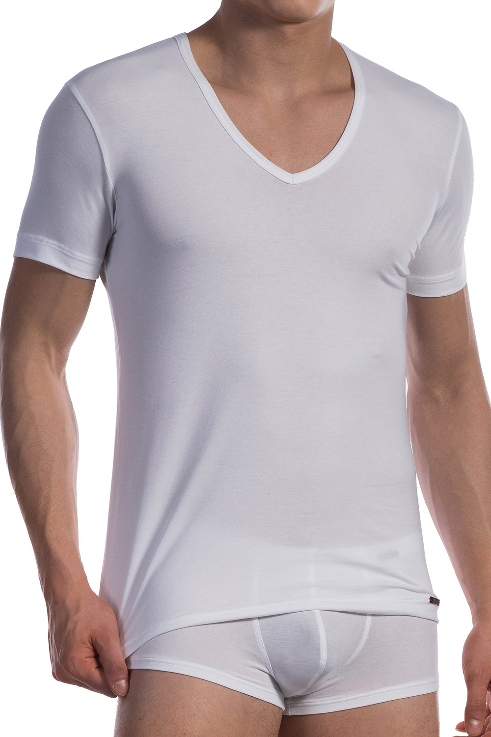 OLAF BENZ RED 1601 V-Neck Low auf oboy.de