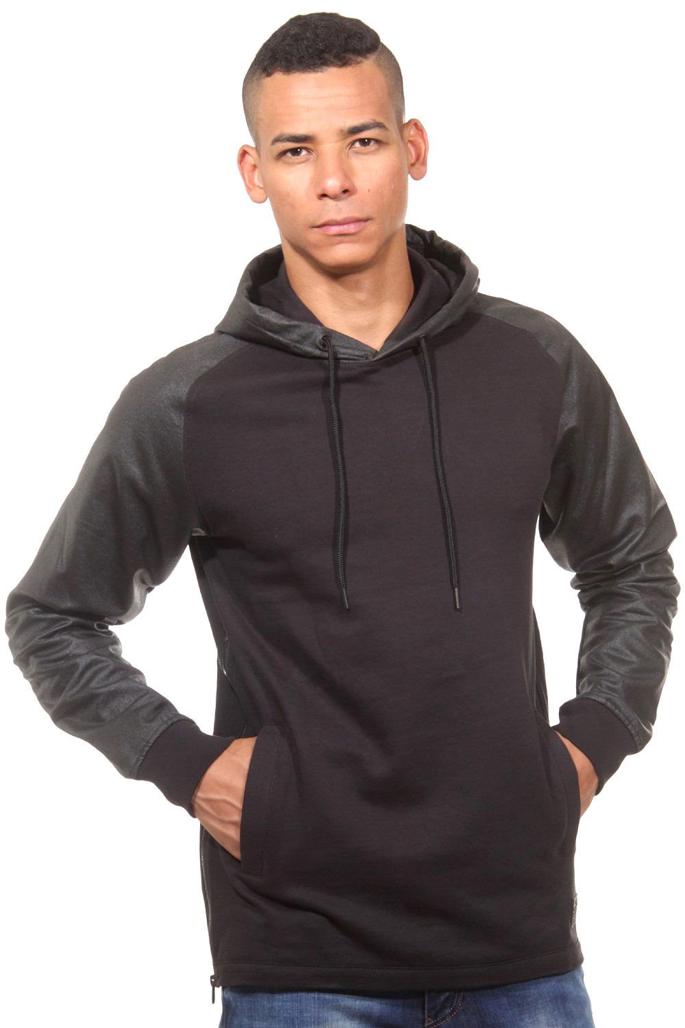 JACK & JONES Kapuzensweater slim fit auf oboy.de