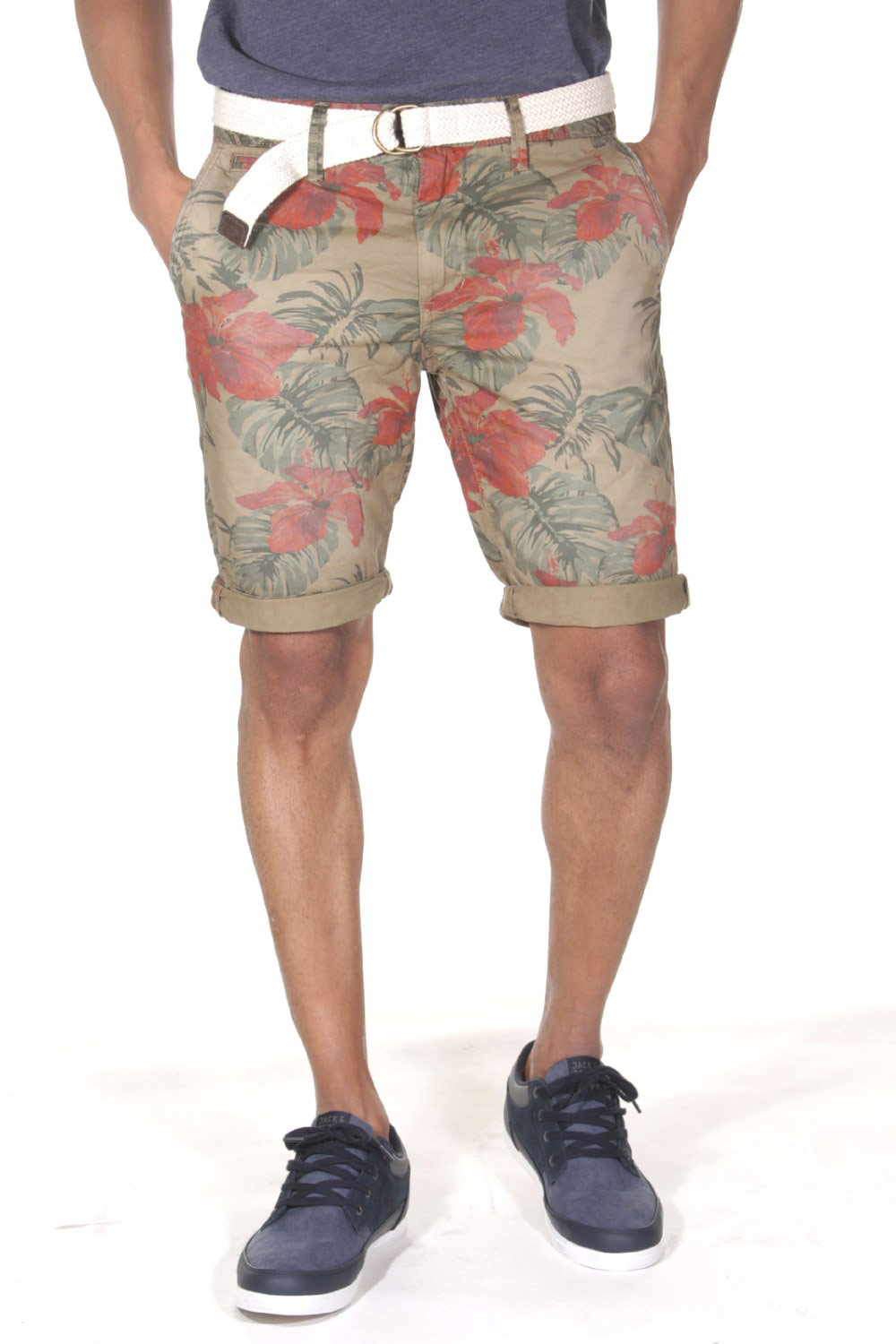 TOM TAILOR JIM Chino Shorts slim fit auf oboy.de