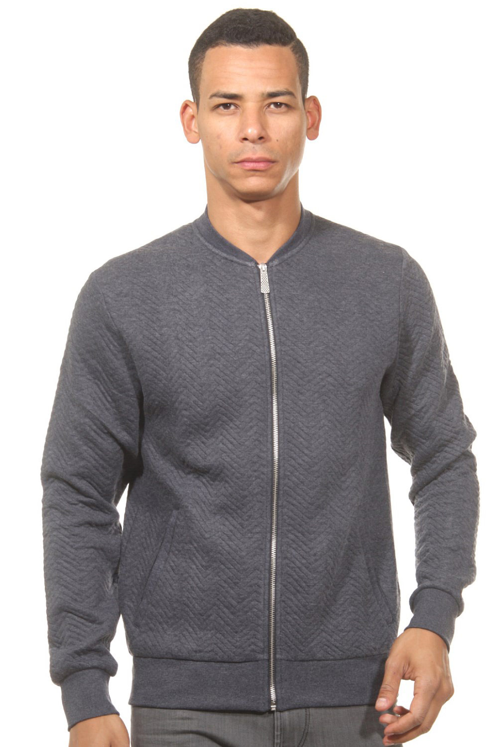 TOM TAILOR Sweatjacke slim fit auf oboy.de