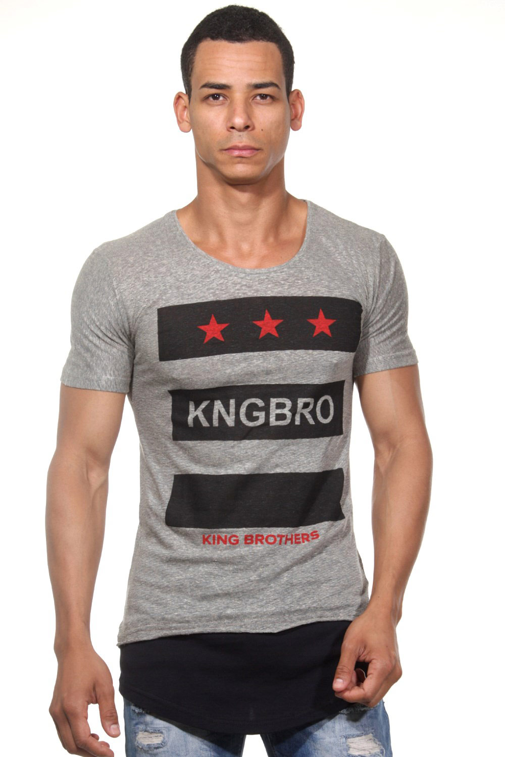 KING BROTHERS T-Shirt auf oboy.de