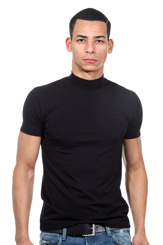 acc2ab0dbca7 DOREANSE T-Shirt Rollkragen auf oboy.de