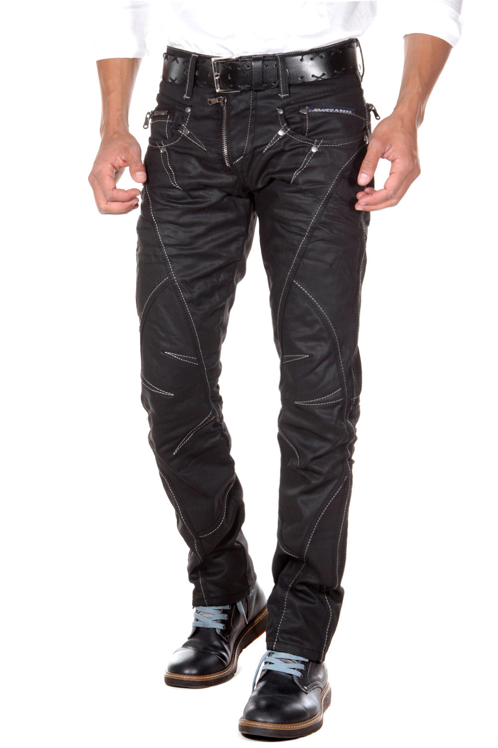 CIPO&BAXX Fashionjeans regular fit auf oboy.de