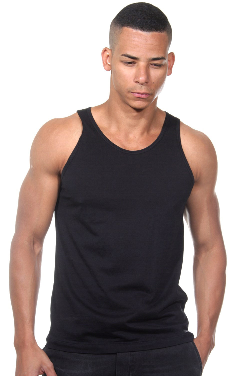 IMPETUS LUXURY Athletikshirt auf oboy.de