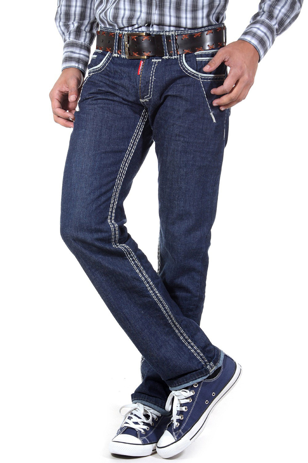 BRADLEY Jeans regular fit auf oboy.de