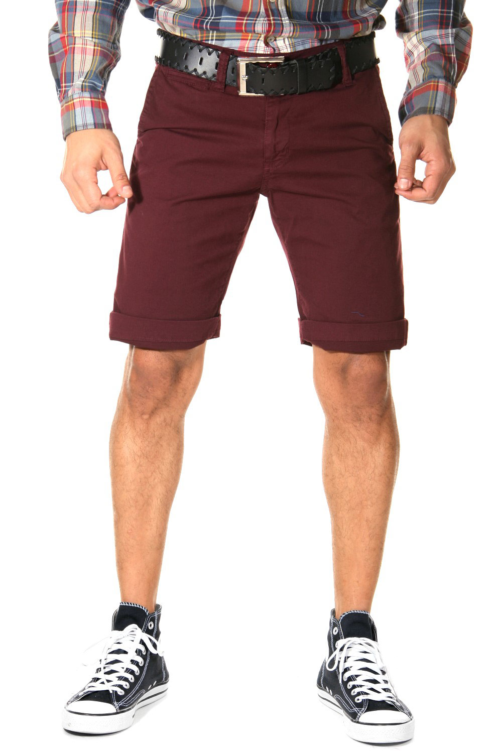 BRIGHT Chino Shorts auf oboy.de