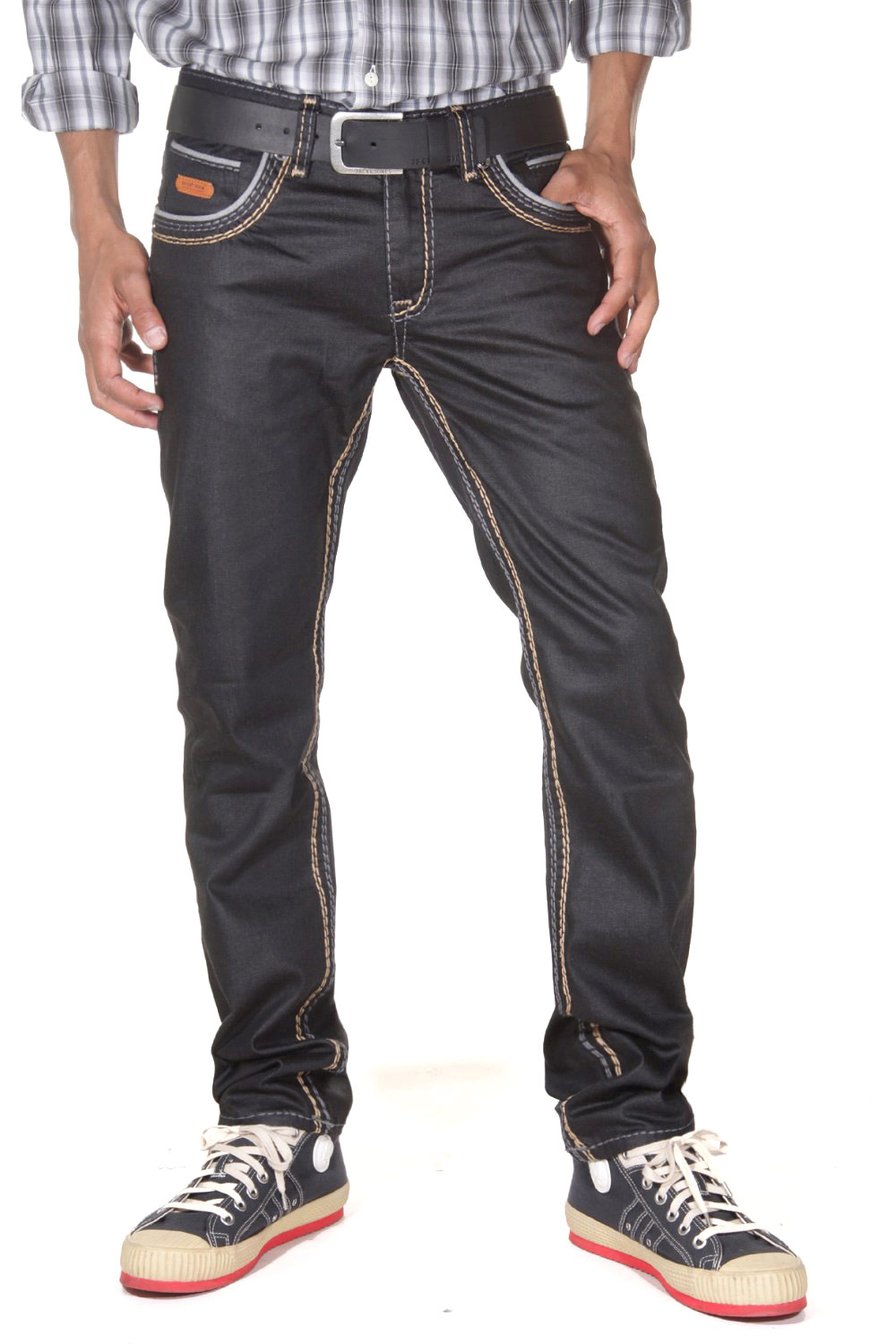 BRIGHT LIMITED EDITION Stretchjeans regular fit auf oboy.de