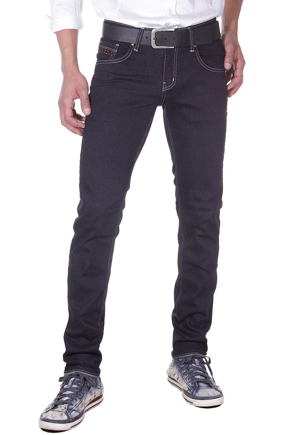 BRIGHT H�ftjeans (Stretch) Slim Fit auf oboy.de