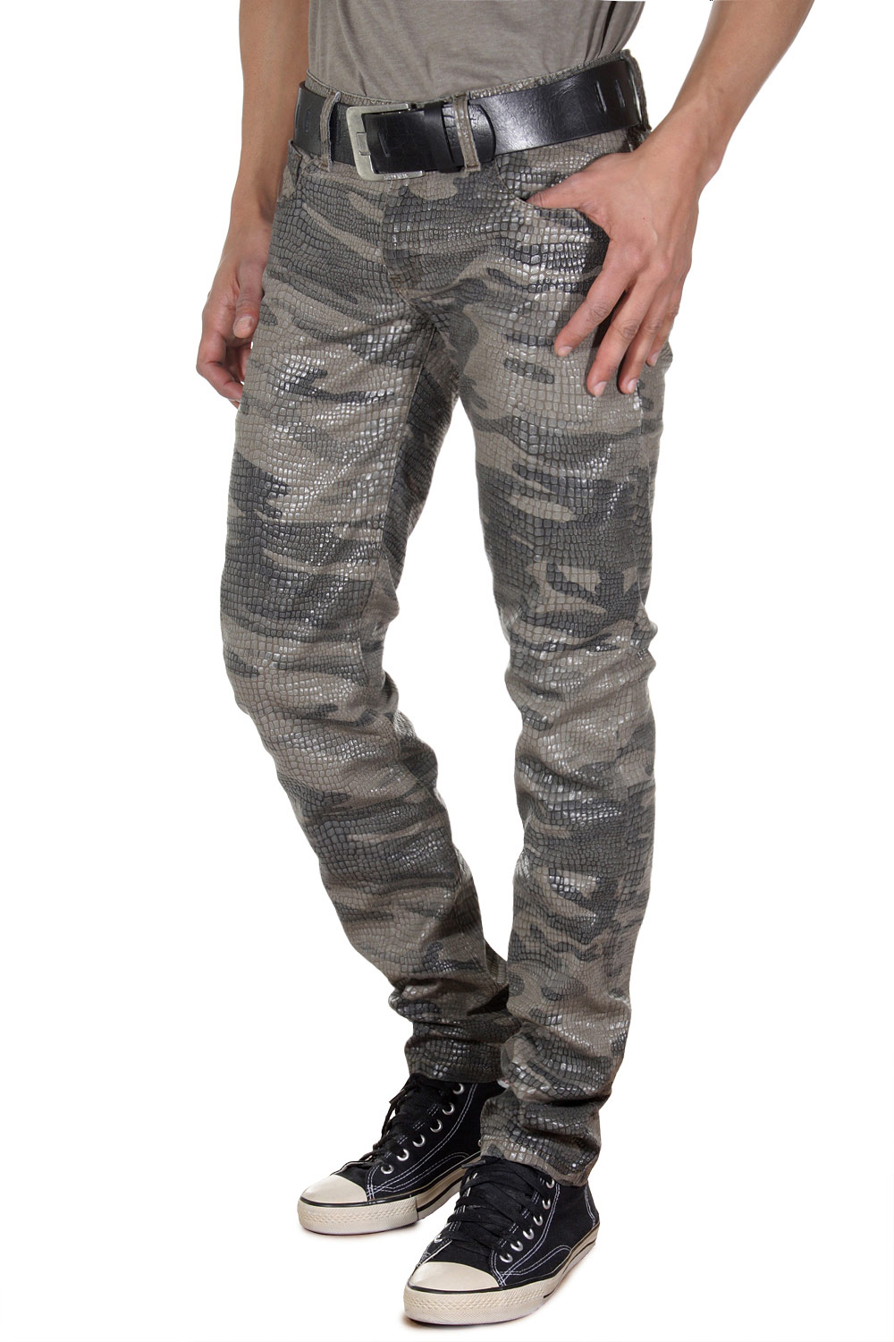 BRIGHT 5-Pocket Hose regular fit auf oboy.de