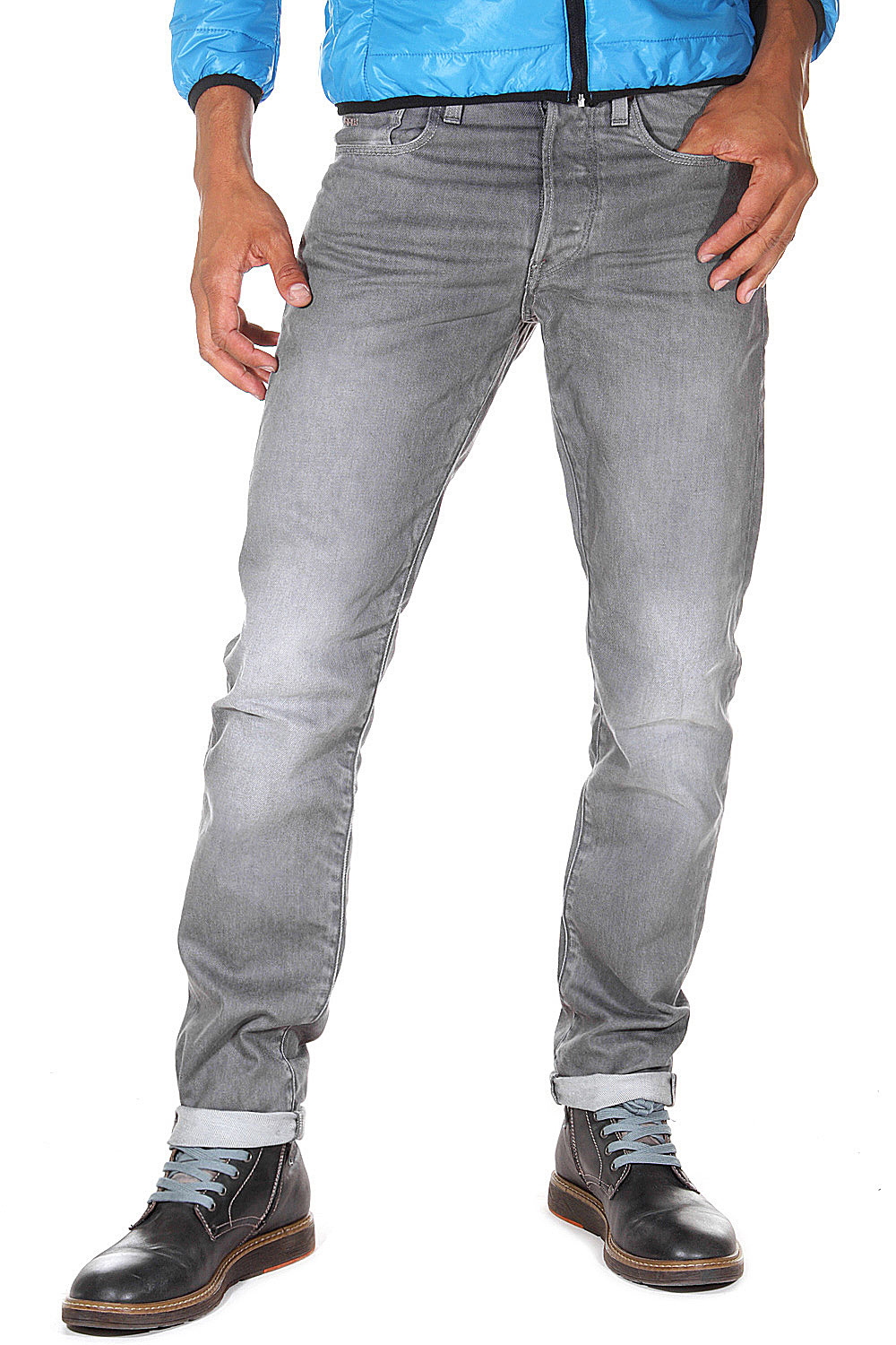 G-STAR 3301 Jeans tapered fit auf oboy.de