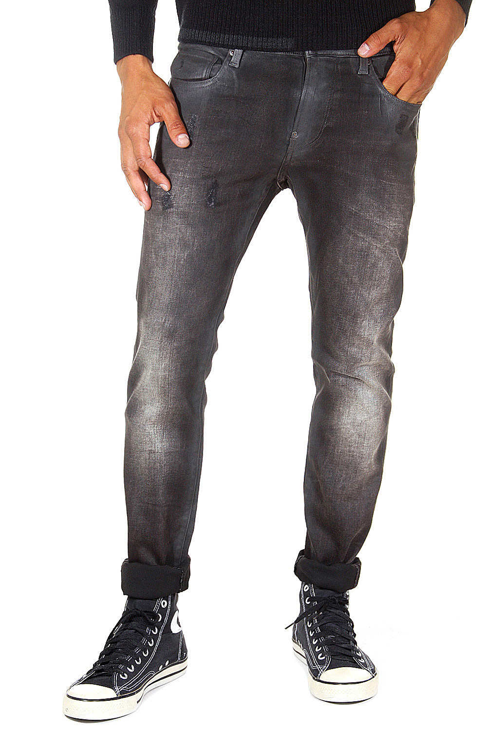 G-STAR REVEND Stretchjeans slim fit auf oboy.de