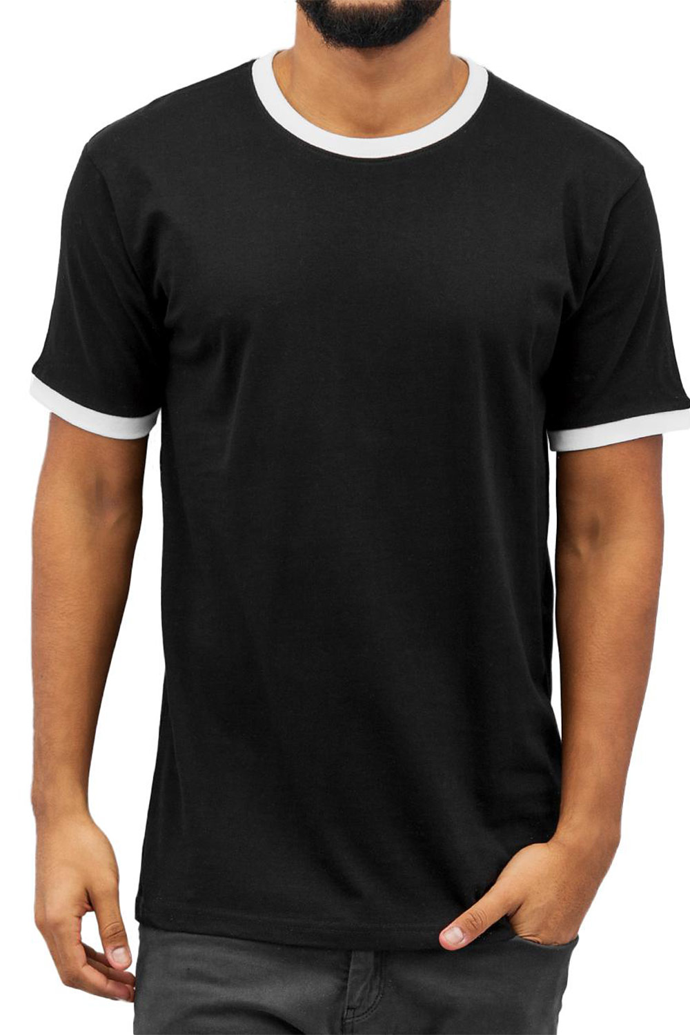 CYPRIME Valletta T-Shirt Black auf oboy.de