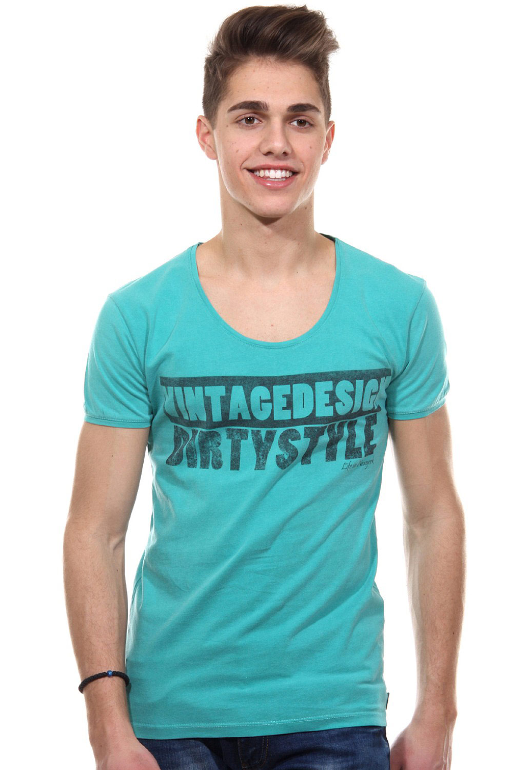 CATCH T-Shirt Rundhals slim fit auf oboy.de