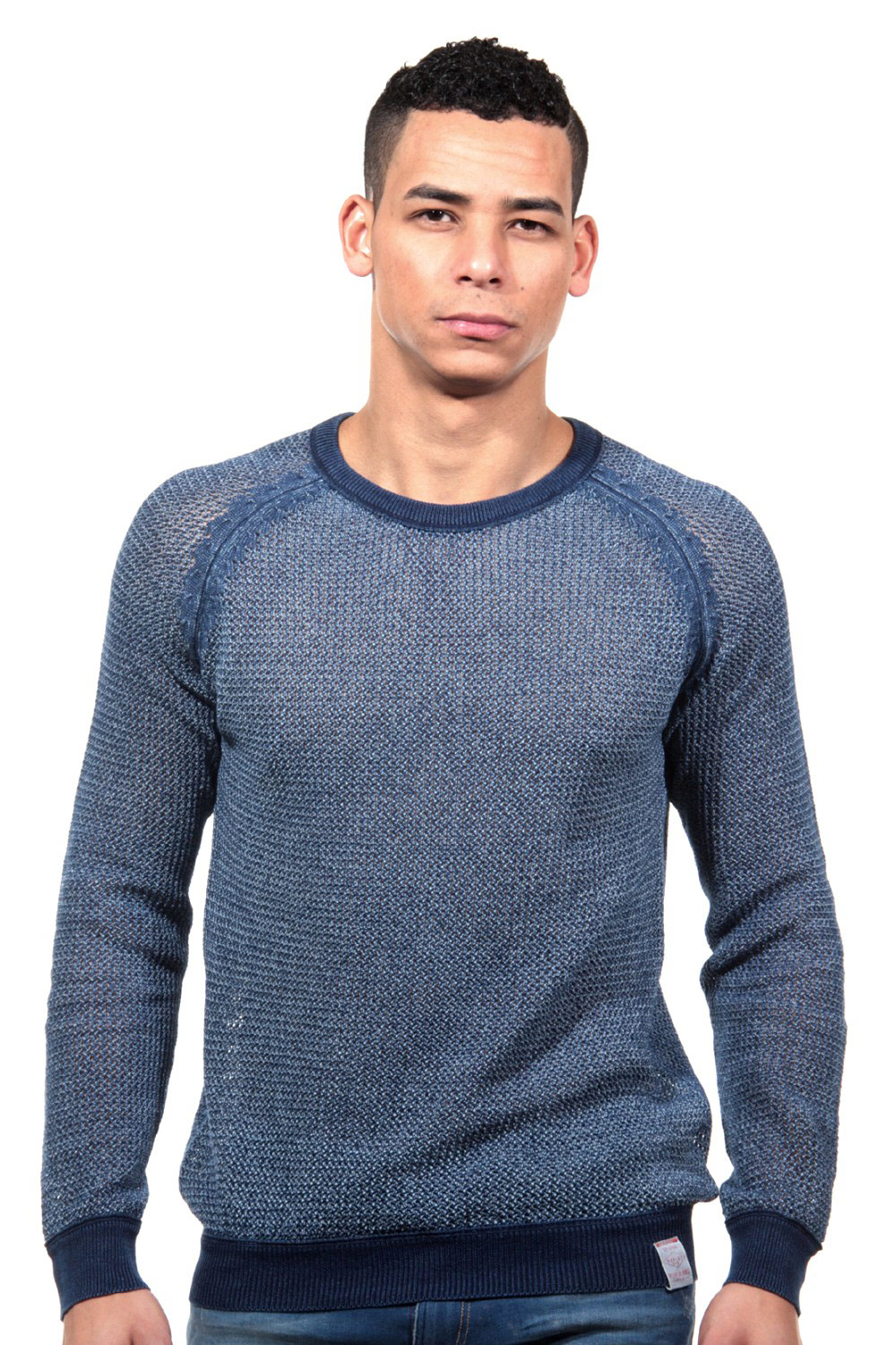 REPLAY Pullover Rundhals regular fit auf oboy.de