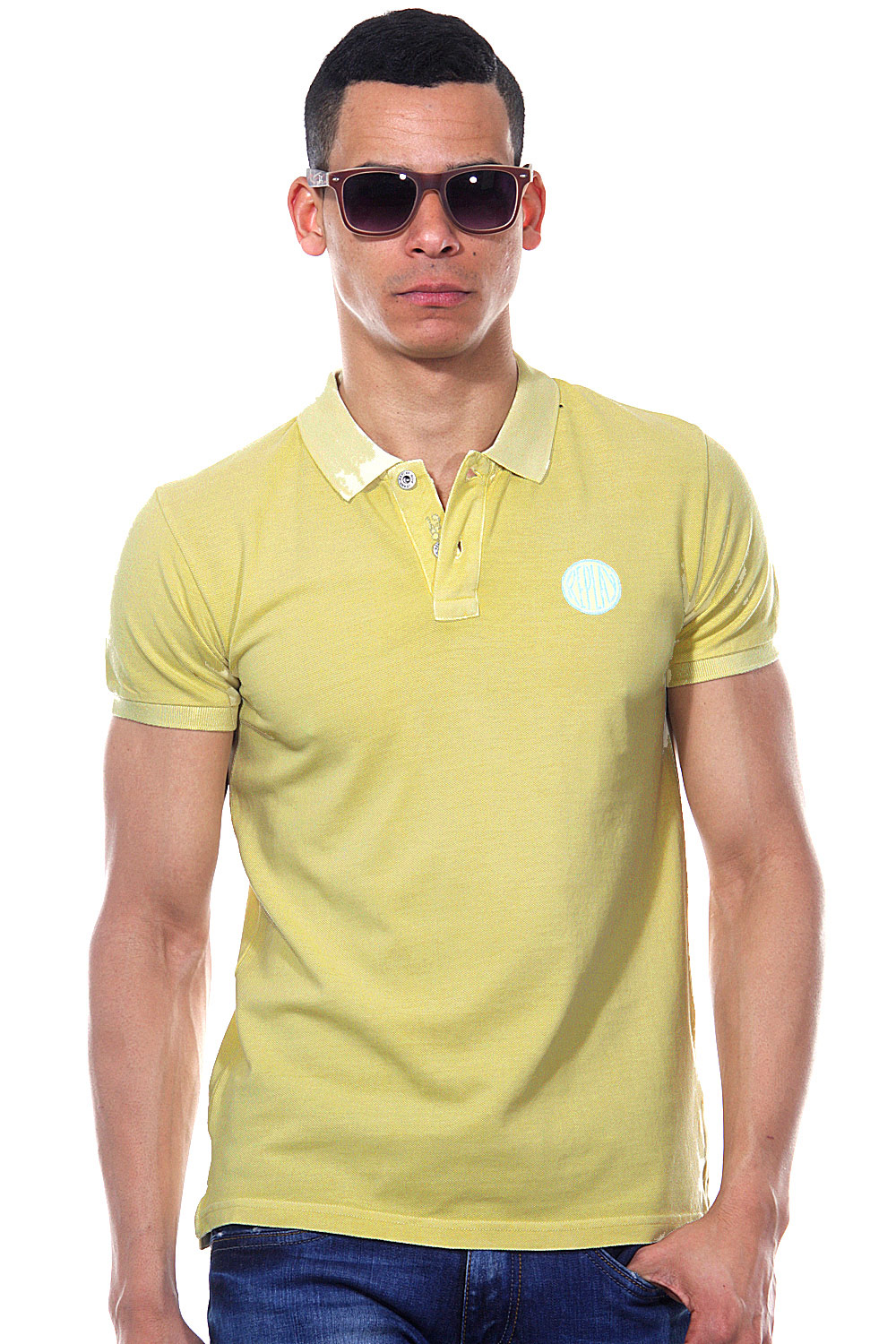 REPLAY Poloshirt slim fit auf oboy.de