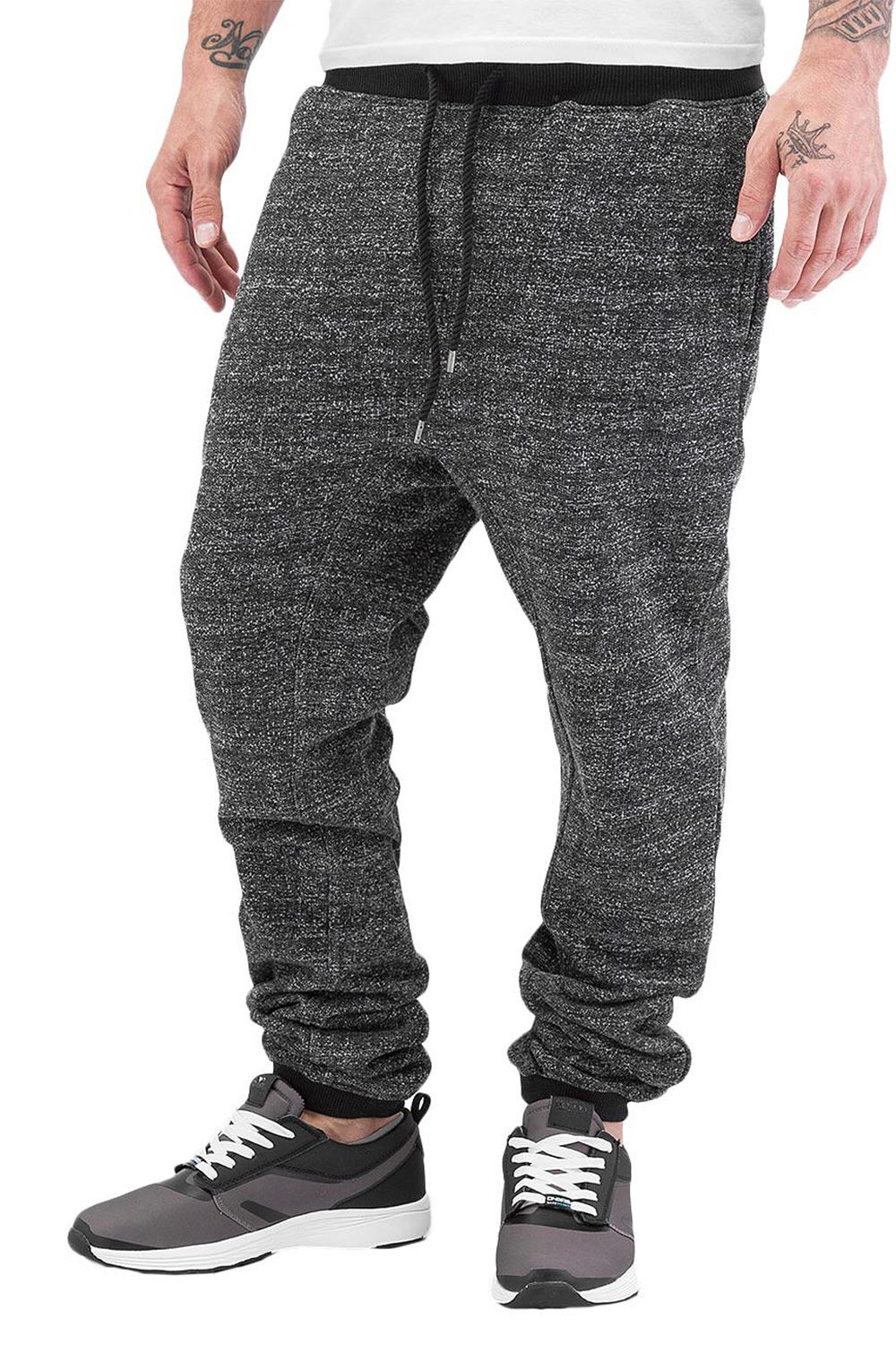 JUST RHYSE Rasco Sweat Pants Anthracite auf oboy.de