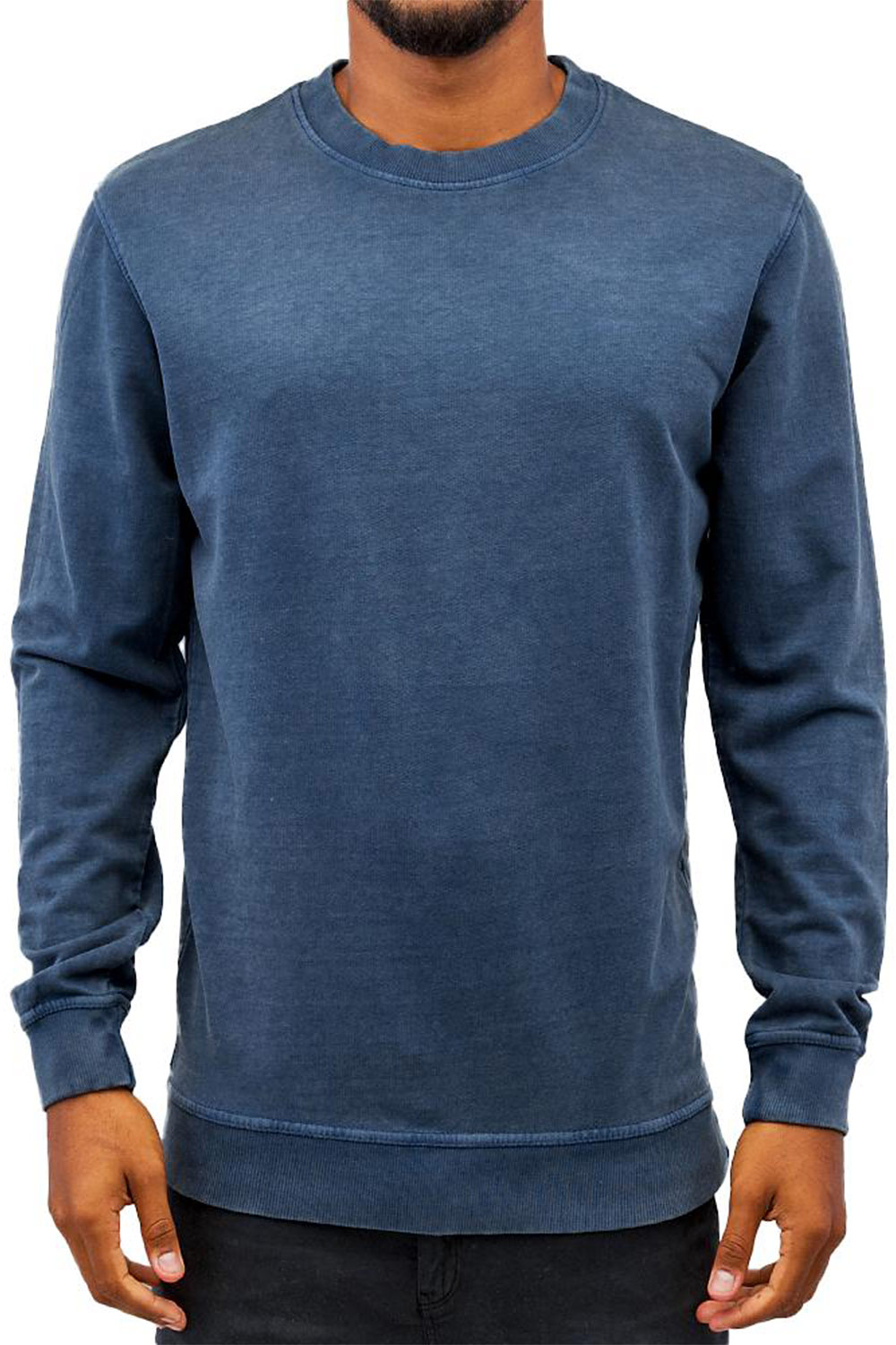 JUST RHYSE Dye II Sweatshirt Dark Acid auf oboy.de