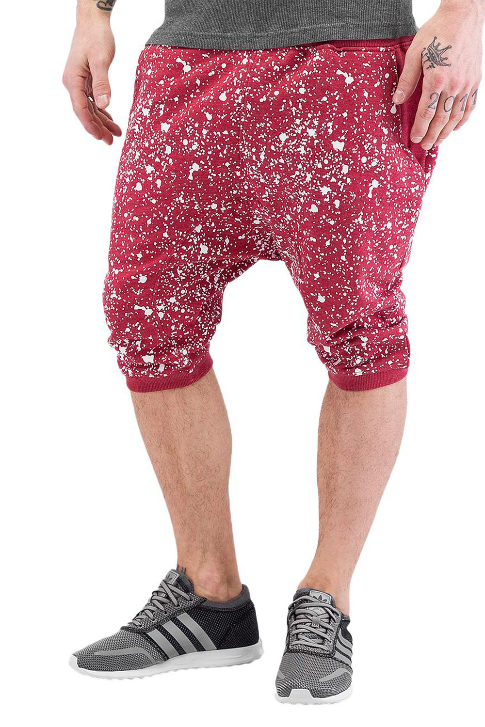 JUST RHYSE Rouen Shorts Red auf oboy.de