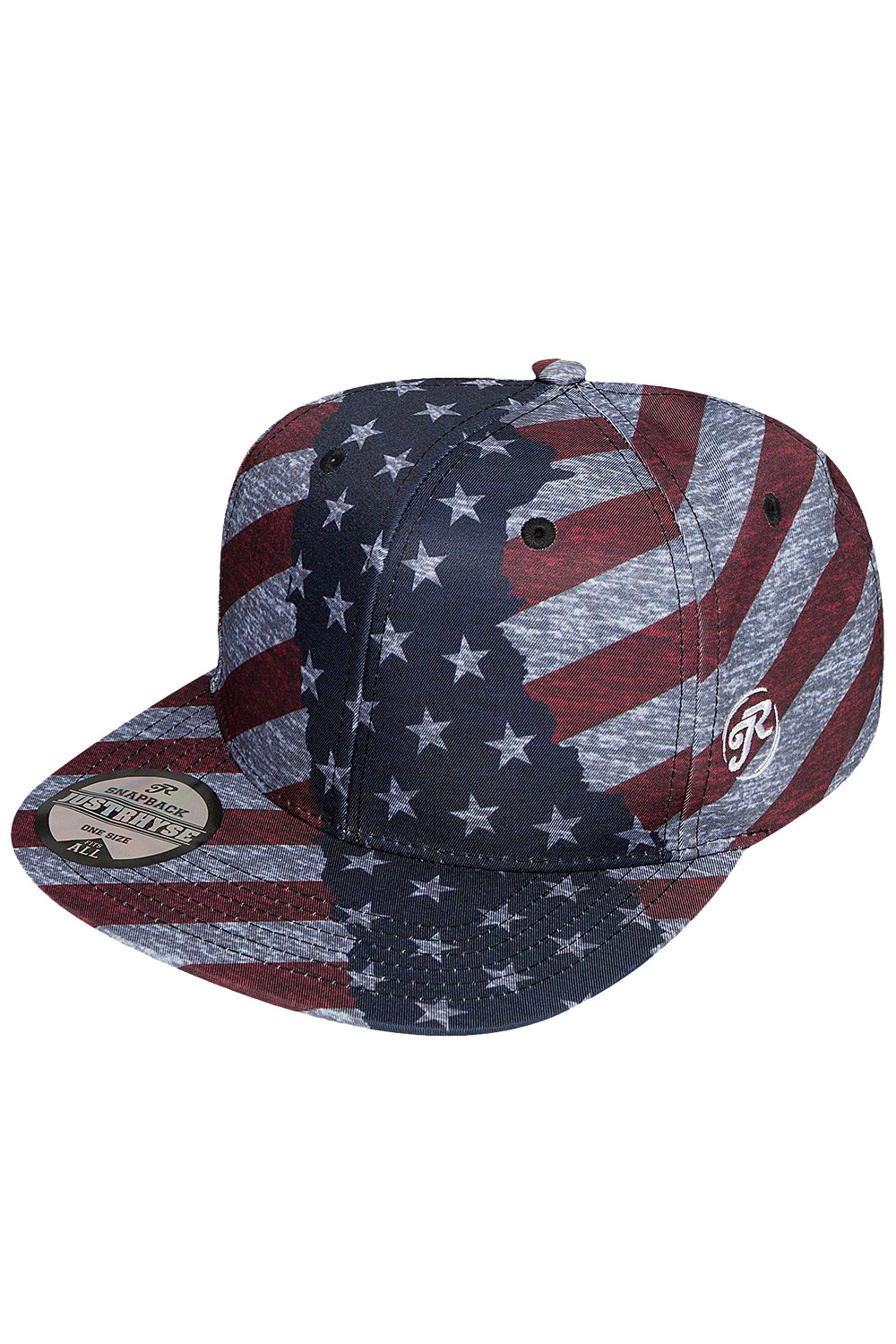 JUST RHYSE America Snapback Cap Colored auf oboy.de