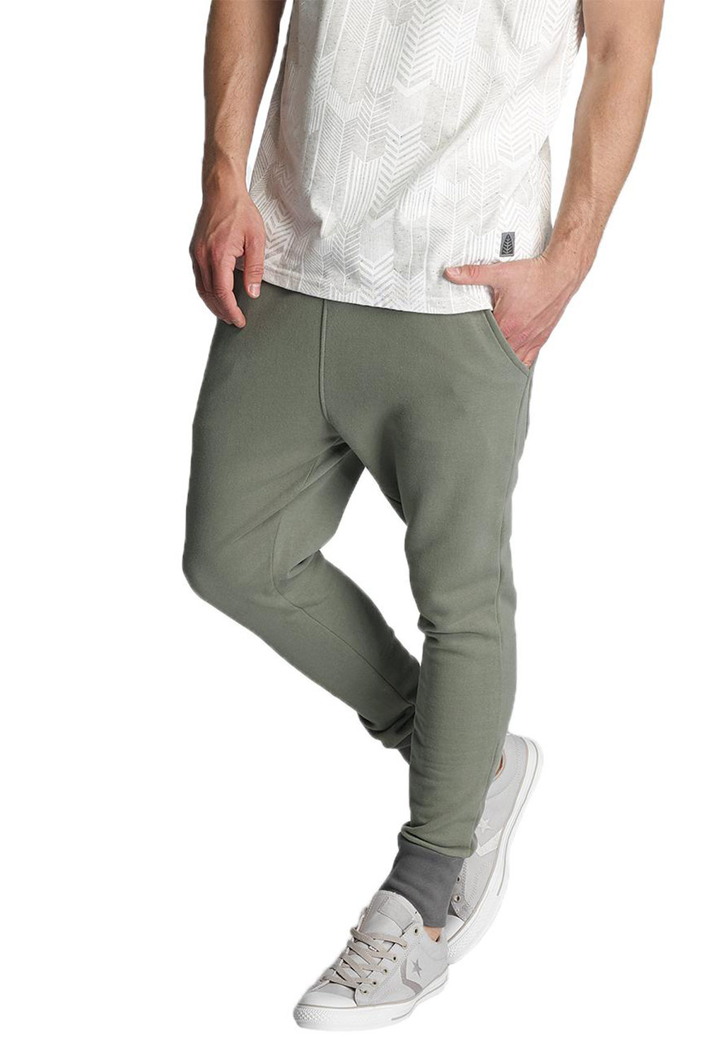 JUST RHYSE Greenview Sweatpants Olive auf oboy.de
