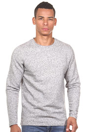 JACK & JONES Sweatshirt Rundhals slim fit auf oboy.de