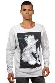 JACK & JONES Sweater Rundhals regular fit auf oboy.de