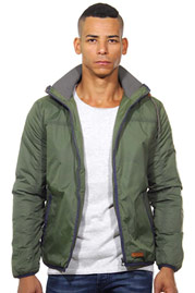 JACK & JONES Kapuzenjacke slim fit auf oboy.de