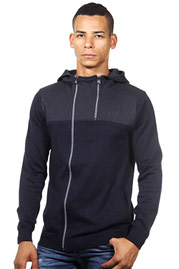 JACK & JONES Kapuzensweatjacke regular fit auf oboy.de