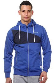 JACK & JONES Trainingsjacke mit Kapuze slim fit auf oboy.de