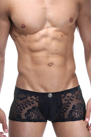 L'HOMME INVISIBLE Imperial Shorty Push Up auf oboy.de