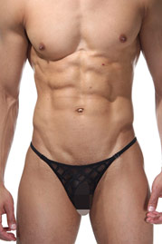 L´HOMME INVISIBLE String striptease auf oboy.de