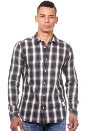 SCOTCH & SODA Langarmhemd slim fit auf oboy.de