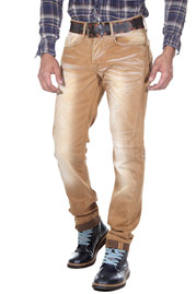 KINGZ Jeans (stretch) slim fit