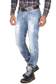 KINGZ Jeans slim fit