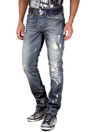 KINGZ Stretchjeans regular fit auf oboy.de