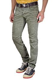 KINGZ Jeans drop crotch fit