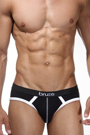 BRUZE BASIC SPORTY Slip Regular-Fit auf oboy.de