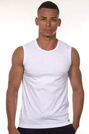 IMPETUS COTTON STRETCH Athletikshirt auf oboy.de