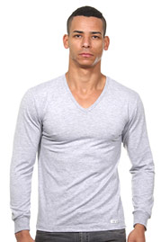 IMPETUS THERMO L'Shirt V-Neck auf oboy.de