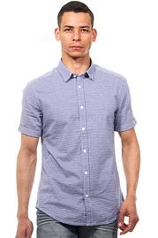 ESPRIT Kurzarmhemd slim fit