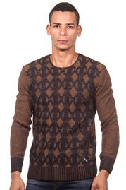 BY STUDIO Pullover Rundhals slim fit auf oboy.de