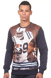 BY STUDIO Sweater Rundhals slim fit auf oboy.de