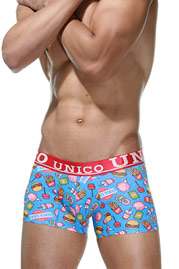 MUNDO UNICO FAST FOOD Pants auf oboy.de