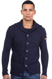R-NEAL Strickjacke slim fit auf oboy.de