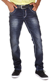 R-NEAL Jeans (stretch) regular fit auf oboy.de