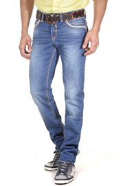 R-NEAL Stretchjeans slim fit