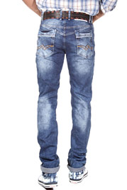 R-NEAL Jeans (stretch) straight fit auf oboy.de