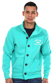 R-NEAL Sweatjacke regular fit auf oboy.de