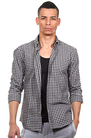 SELECTED HOMME GINGHAM Langarmhemd slim fit