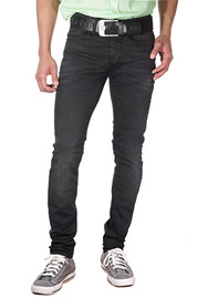 SELECTED HOMME ONE 4166 GREY Stretchjeans skinny fit